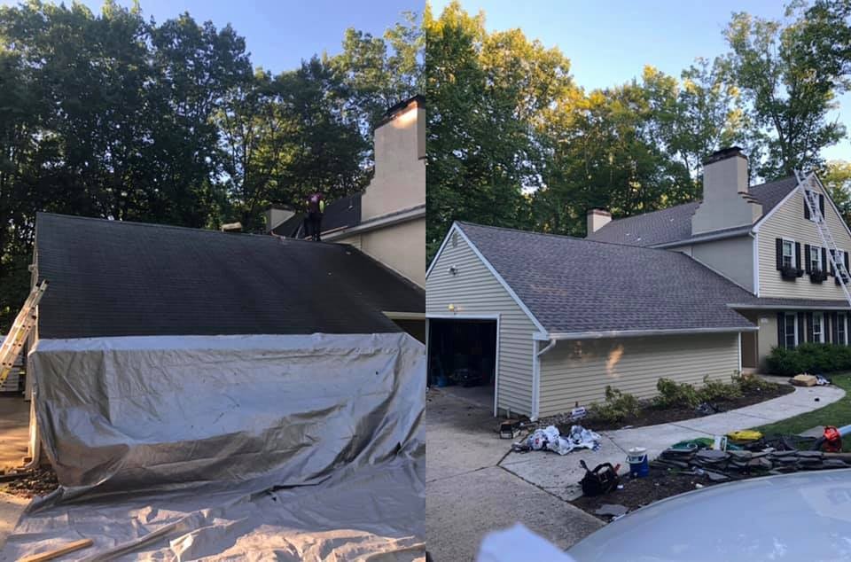 Roof Replacements